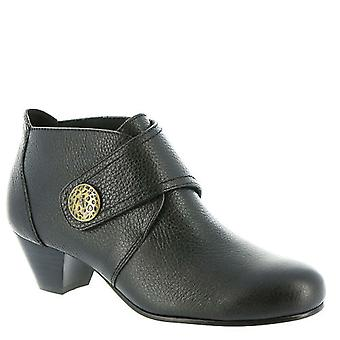 David Tate Womens Serena Leather Closed Toe Ankle Fashion Boots