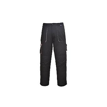 Portwest texo contrast trouser - lined tx16