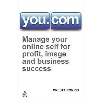 You.com Manage Your Online Self for Profit Image and Business Success par Norris et Cresta