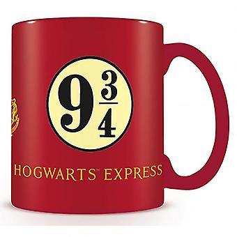 Harry Potter Mug 9 & 3 Quarters