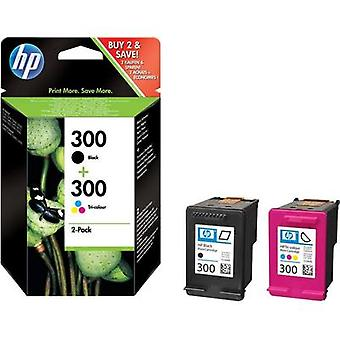 HP Ink 300 Original Set Black, Cyan, Magenta, Yellow CN637EE