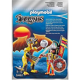 Playmobil 5462 Dragon Rock With Guerrero
