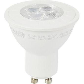 LED (monochrome) Müller Licht 230 V GU10 5 W = 42 W Warm white EEC: A+ Reflector (Ø x L) 50 mm x 55 mm dimmable 1 pc(s)