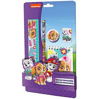 Kids Euroswan Blister Stationery Paw Patrol (Toys , School Zone , Notebooks And Folders)