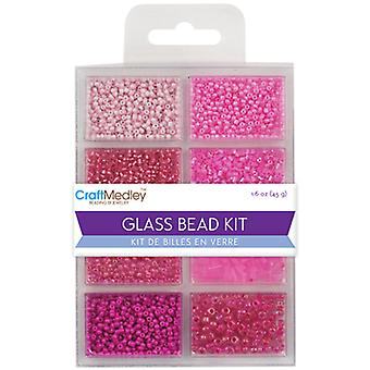 Glass Bead Kit 45g-Blush BD705-E