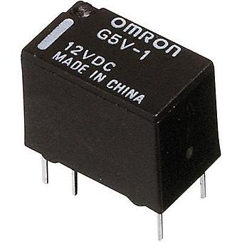 PCB relays 5 Vdc 1 A 1 change-over Omron G5V-1 5DC 1 pc(s)