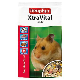 Beaphar Xtravital Hamster voedsel 500g
