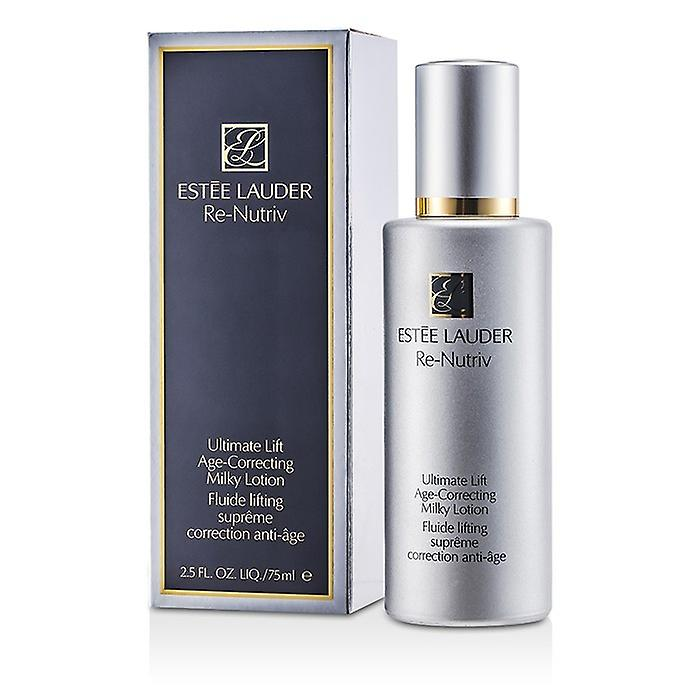 Estee Lauder Re-Nutriv Ultimate Lift Age-Correcting Milky Lotion 75ml / 2.5oz