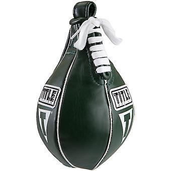 Título de boxeo Super velocidad bolsa de 4
