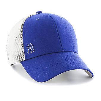 47 brand New York Yankees spänning Cap - Royal Blue