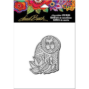 Stampendous Laurel Burch Cling Stamp 4.75