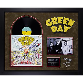 Green Day - Dookie - Signed Album