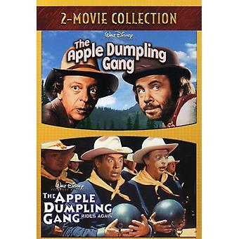 Apple Dumpling Gang/Apple Dumpling Gang Rides Agai [DVD] USA import