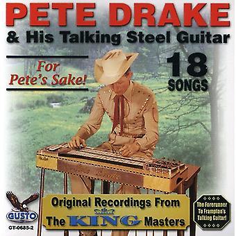 Pete Drake - importación de Estados Unidos Pete Drake & su hablar calle guitarra [CD]