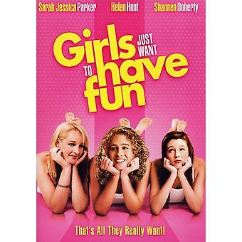 Girls Just Want to Have Fun [DVD] USA import