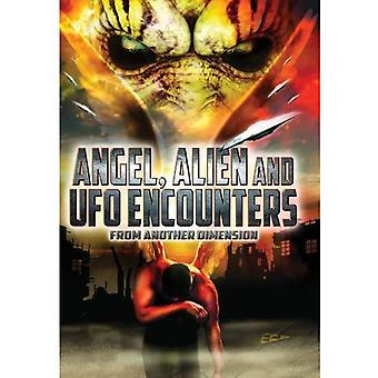 Angel Alien & Ufo Encounters From Another Dimensio [DVD] USA import