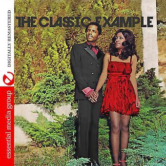 Classic Example - Classic Example [CD] USA import