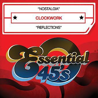 Clockwork - Nostalgia [CD] USA import