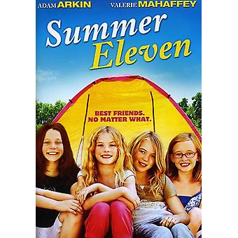 Summer Eleven [DVD] USA import