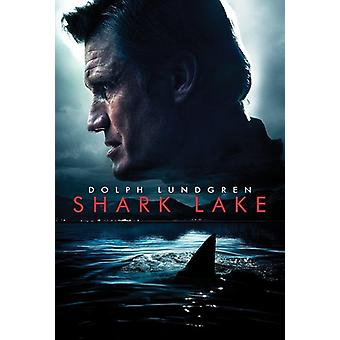 Shark Lake [DVD] USA import
