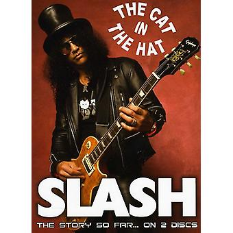 Slash - kat i Hat [DVD] USA importen