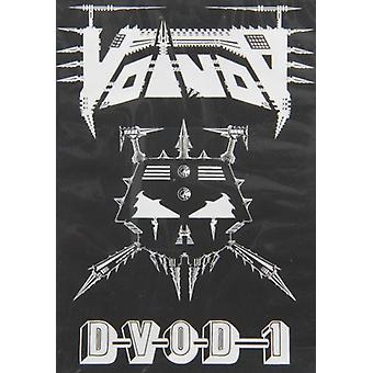Voivod - D-V-O-D-1 [DVD] USA importerer