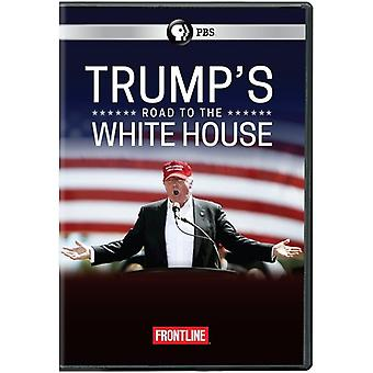 Frontline: Trump's Road to the White House [DVD] USA import