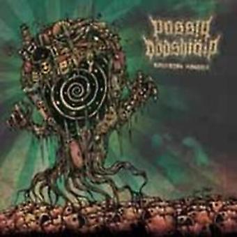 Passiv Dodshjalp / Idiot Ikon - Split [Vinyl] USA import