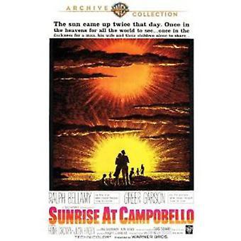 Alba alle importazione di Campobello [DVD] Stati Uniti d'America
