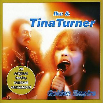 Ike Turner & Tina - Golden Empire [CD] USA import