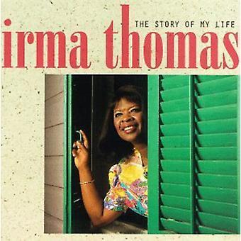 Irma Thomas - Story of My Life [CD] USA import
