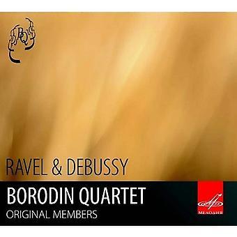 Ravel/Debussy - Debussy & Ravel: Strygekvartetter [CD] USA import