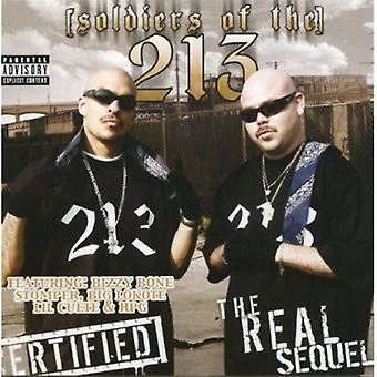 Soldiers of the 213 - Soldiers of the 213-Pt. 2 [CD] USA import