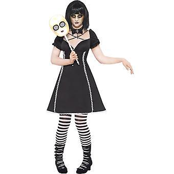 Ужас кукла Кукла костюм Pyscho Кукла костюм Хэллоуин