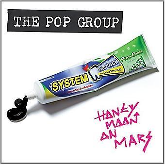 Pop gruppe - bryllupsrejse på Mars [Vinyl] USA importerer