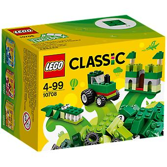 Lego 10708 Green Creativity Box (Toys , Constructions , Bricks And Pieces)