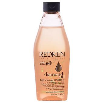 Redken Oil Diamond High Shine Conditioner (Damen , Haarpflege , Spülungen & Masken)