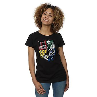 Harry Potter Women's Hogwarts Varsity T-Shirt