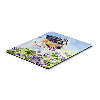 Carolines Treasures  7106MP Jack Russell Terrier Mouse Pad / Hot Pad / Trivet
