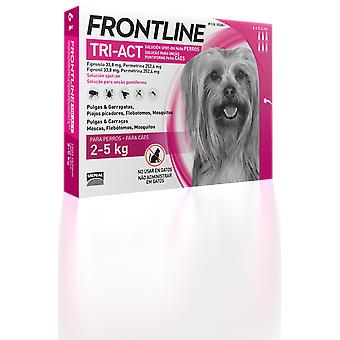 Frontline Tri-Act Toy Breed 2-5 Kg