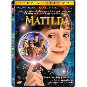 Matilda [DVD] USA import