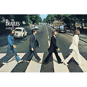 Beatles Abbey Road affiche Poster Print