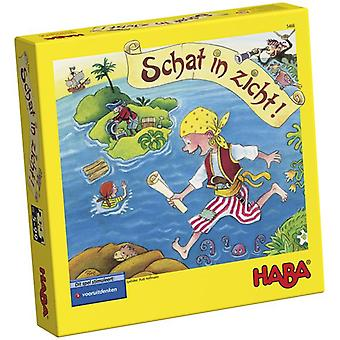 Haba-Treasure In Sight!