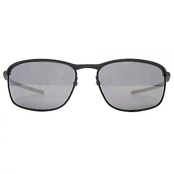 Oakley Conductor 8 Sunglasses In Matte Black Iridium Polarised