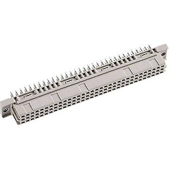 Edge connector (receptacle) 104-40016 Total number of pins 32 No. of row