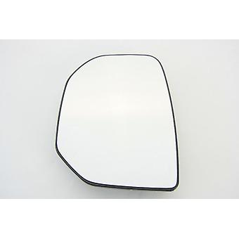 Left Mirror Glass (heated) & Holder for PEUGEOT PARTNER Tepee 2008-2012
