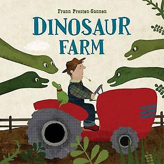Dinosaur Farm Boxed Book and Toy Set by Frann PrestonGannon