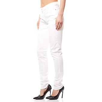 Tamaris Twillhose ladies slim fit white