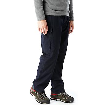 Craghoppers Mens Kiwi Winter Lined Fleece Insulated Walking Trousers