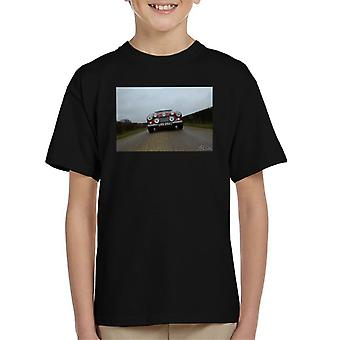Austin Healey Classic Roadster Kid's T-Shirt